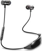 Беспроводные наушники с микрофоном Cellular Line Collar Black (BTCOLLARK)
