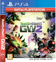 Игра для PS4 EA Plants vs Zombies: Garden Warfare 2 Hits (234-00882)