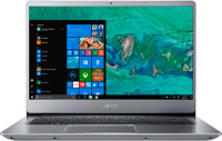 Купить Ноутбук Acer, Swift 3 SF314-56-55MA (NX.H4CER.003) (Intel Core i5-8265U 1.6Ghz/14 /1920x1080/8GB/256GB SSD/Intel UHD Graphics 620/DVD нет/Wi-Fi/Bluetooth/Win 10)