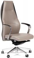 Кресло Chairman Basic N Light Grey/Dark Grey фото