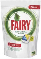 Капсулы для посудомоечных машин Fairy