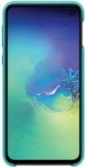 Чехол Samsung Silicone Cover Для Galaxy S10E Green (Ef-Pg970Tgegru)