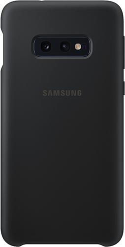 Купить Чехол Samsung, Silicone Cover для Galaxy S10E Black...