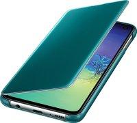 Чехол Samsung Clear View Cover для Galaxy S10E Green (EF-ZG970CGEGRU)