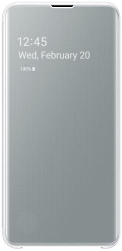 Купить Чехол Samsung, Clear View Cover для Galaxy S10E White...