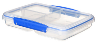 SISTEMA KLIP IT ICE TRAY ACCENTS LARGE BLUE (61448)