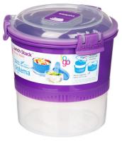 Контейнер для продуктов Sistema To-Go 965 мл Violet (21360) фото