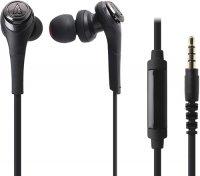 Наушники Audio-Technica ATH-CKS550IS Black