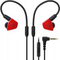Наушники Audio-Technica ATH-LS50iS Red