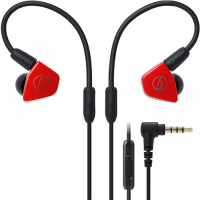 AUDIO-TECHNICA ATH-LS50IS RED  фото