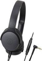 Наушники с микрофоном Audio-Technica ATH-AR1IS Black