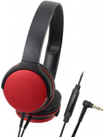 AUDIO-TECHNICA ATH-AR1IS RED