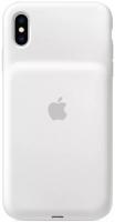 Купить Чехол-аккумулятор Apple, Smart Battery Case для iPhone Xs Max White (MRXR2ZM/A)