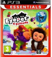 Игра для PS3 Медиа EyePet&Friends (Essentials)