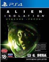 Игра для PS4 Sega Alien Isolation. Ripley Edition