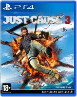 Игра для PS4 Square Enix Just Cause 3 Day One Edition