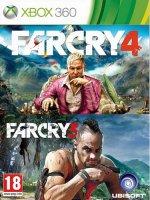 Игра для Xbox 360 Ubisoft Far Cry 3/Far Cry 4