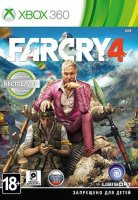 Игра для Xbox 360 Ubisoft Far Cry 4 Classics