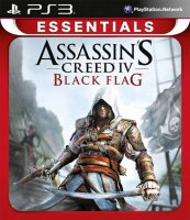 Игра для PS3 Ubisoft Assassin's Creed IV: Черный флаг Essentials