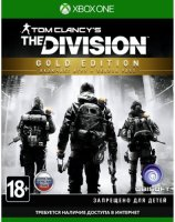 Игра для Xbox One Ubisoft Tom Clancy's The Division Gold Edition