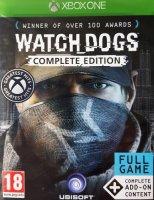 Игра для Xbox One Медиа Watch Dogs Complete