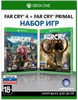 Игра для Xbox One Ubisoft Far Cry 4 + Far Cry Primal