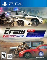 Игра для PS4 Ubisoft The Crew Ultimate Edition