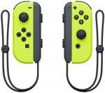 Набор контроллеров Nintendo Switch Joy-Con, 2 шт, Yellow