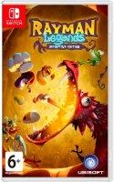 Игра для Nintendo Switch Ubisoft Rayman Legends Definitive Edition