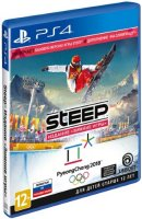 Игра для PS4 Ubisoft Steep Winter Games Edition