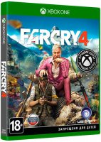 Игра для Xbox One Ubisoft Far Cry 4 Greatest Hits
