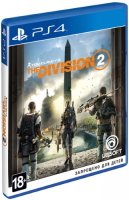 Игра для PS4 Ubisoft Tom Clancy's The Division 2