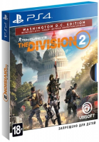 Игра для PS4 Ubisoft Tom Clancy's The Division 2 Washington D.C. Edition фото
