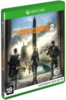 Игра для Xbox One Ubisoft Tom Clancy'sThe Division 2
