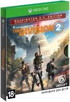 Игра для Xbox One Ubisoft Tom Clancy's The Division 2 Washington D.C. Edition