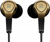 Наушники с микрофоном Bang & Olufsen BeoPlay H3 Gold