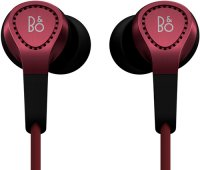 Наушники с микрофоном Bang & Olufsen BeoPlay H3 Red