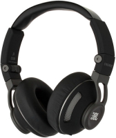 Наушники с микрофоном JBL Synchros S300A Black/Gray (SYNOE300ABNG) фото
