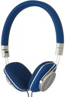 Наушники c микрофоном Bowers & Wilkins P3 Blue/Gray