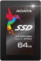 Твердотельный накопитель ADATA Premier Pro SP900 64GB (ASP900S3-64GM-C)