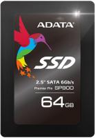 Твердотельный накопитель ADATA Premier Pro SP900 64GB (ASP900S3-64GM-C) фото