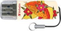 USB-флешка Verbatim Mini Tattoo Edition 16GB (49886)