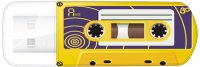 USB-флешка Verbatim Mini Casette Edition 16GB Yellow (49399)