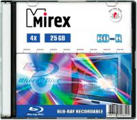 Blu-Ray диск Mirex(25Gb 4x (208402))