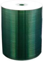 CD-R диск Mirex Thermal Print 700Mb 48х 100 шт (202967) фото