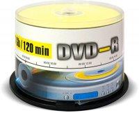 DVD-R диск Mirex 4.7Gb 16x 50 шт (202424)