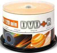 DVD+R диск Mirex 4.7Gb 16x 50 шт (202516)