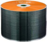 DVD+R диск Mirex Shrink 4.7Gb 16x 50 шт (207924)