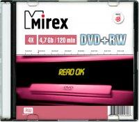 DVD+RW диск Mirex 4.7Gb 4x (202608)