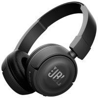 Беспроводные наушники с микрофоном JBL T460BT Black (JBLT460BTBLK)
